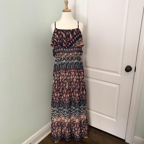 a4523718fd7 Cato Dresses   Skirts - Cato Maxi dress size 12